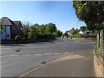 SO9095 : Sandringham Road Junction by Gordon Griffiths