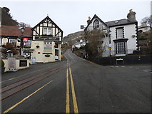 SH7782 : Great Orme Tramway, Old Road, Llandudno by Stephen Armstrong