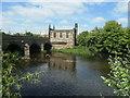 SE3320 : Chantry Bridge and Chantry Chapel, Wakefield by Christine Johnstone