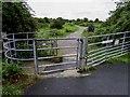 SU6704 : Kissing gate to Farlington Marshes by Steve Daniels