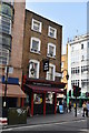 TQ2981 : The Draft House (Queen Charlotte) by N Chadwick