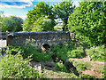 SD7809 : Bridge over Stream near Elton Reservoir by David Dixon