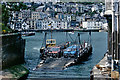 SX8851 : Dartmouth Lower Ferry by Stephen McKay