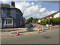 SP2965 : The Emscote Road has been reinstated following installation of a gas main, Warwick by Robin Stott