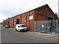 SE2635 : Ian Hanley Motor Engineers, Wyther Lane Industrial Estate by Stephen Craven