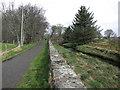 NB4233 : Path by Bayhead River by Hugh Venables