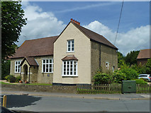 TR2647 : The Old School, Shepherdswell by Robin Webster