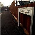 SZ0895 : Northbourne: Forton Close by Chris Downer