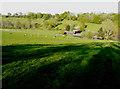 TR2043 : Ladwood Farm by John Baker