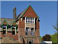 SE2538 : The former Cookridge Hospital - Jackson Wing by Stephen Craven