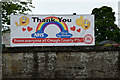 H4572 : Thank you NHS & Key Workers, Omagh Primary School by Kenneth  Allen