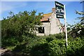 SE7775 : Disused cottage for sale on Ryton Rigg Road by Ian S