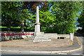 NY7146 : War memorial at Alston by Trevor Littlewood