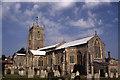TG1927 : Aylsham Parish Church by Colin Park