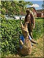 TA0143 : Leconfield scarecrows by Paul Harrop