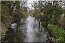 TQ0895 : River Gade by N Chadwick