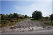 SE7286 : Private farm road to Skipster Hagg by Ian S