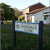 SZ0696 : Bear Cross: Garsdale Close by Chris Downer