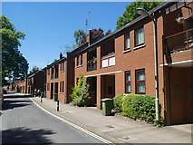 SX9192 : Apartments, Exe Street, Exeter by David Smith