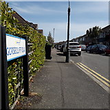 SZ0794 : Ensbury Park: Gorsecliff Road by Chris Downer