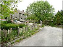 SE0028 : Wadsworth Footpath 75, Link 3 by Humphrey Bolton