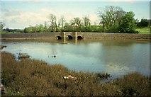 SN0403 : Carew: Carew Bridge by Nigel Cox