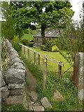 SE0028 : Wadsworth Footpath 76, Link 6, passing Foot Kiln, Chiserley by Humphrey Bolton
