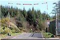 NS2271 : Power line warning gauge by Thomas Nugent