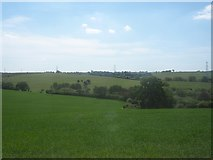SK4995 : Farmland above Firsby Brook by Graham Hogg