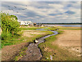 SD7909 : Elton Reservoir and Sailing Club by David Dixon