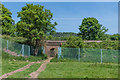 TQ2351 : Buckland Siding underbridge by Ian Capper