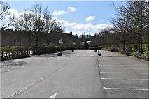 TQ6041 : Knights Park Car Park by N Chadwick