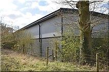 TQ6042 : Industrial Unit, North Farm Estate by N Chadwick