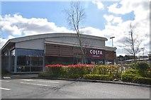 TQ6042 : Costa Coffee, Fountains Lodge Retail Park by N Chadwick