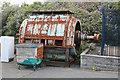 SS6695 : Swansea Museum Store - alternator by Chris Allen