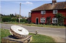 TG1508 : Hart's Lane, Bawburgh by Stephen McKay