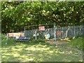 SK6143 : Footpath closed by Alan Murray-Rust