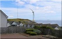 NT3698 : Wind Turbine by Bill Kasman