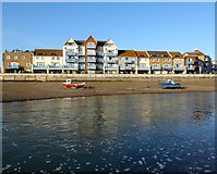 TQ2105 : Broad Reach, Shoreham By Sea by Simon Carey