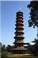TQ1876 : Kew Gardens - Pagoda by Colin Park