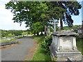 TQ4276 : Greenwich Cemetery by Marathon