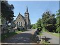TQ4276 : Gothic chapel, Greenwich Cemetery by Marathon