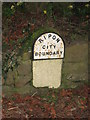 SE3072 : Old Boundary Marker by Mike Rayner