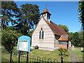 SP9505 : St Mary's Church, Hawridge by David Hillas