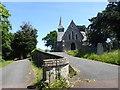 TQ4276 : Chapel in Greenwich Cemetery by Marathon