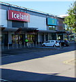 ST3486 : Iceland in Newport Retail Park by Jaggery