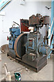 TQ3488 : Markfield Beam Engine and Museum - steam compressor by Chris Allen