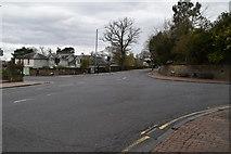 TQ5939 : Crossroads, A264 by N Chadwick