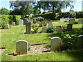 TQ4276 : The Norwegian section of Greenwich Cemetery by Marathon