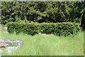 ST1899 : Site of altar of demolished church, Cwrt-y-Bella by M J Roscoe